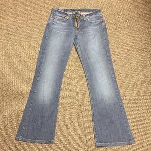 Size 2 Lucky Brand Boot Cut Jeans